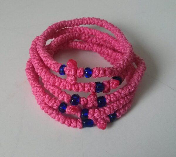 Pink Prayer Rope