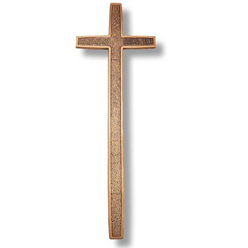 Brass Memorial Cross