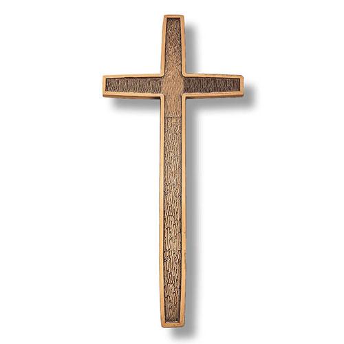 Brass Wall Cross