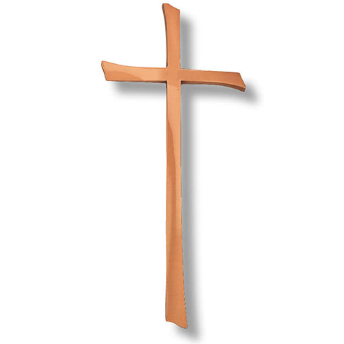 Brass Memorial Cross