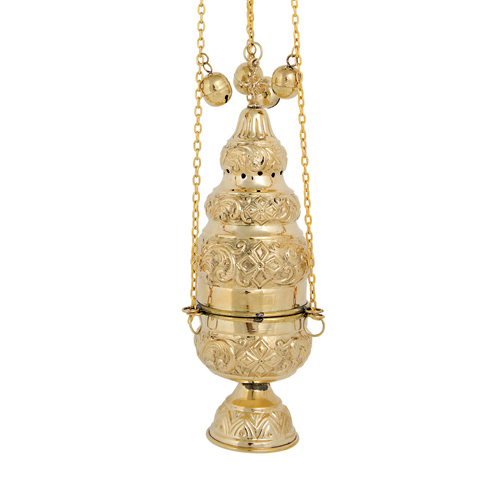 Brass Church Thurible