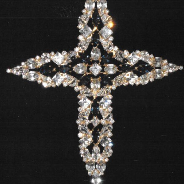 Swarovski Pectoral Cross