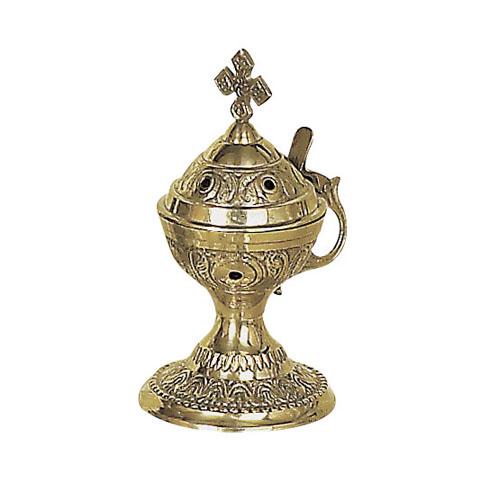 Brass Byzantine Censer