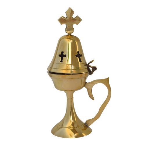 Greek Orthodox incense burner