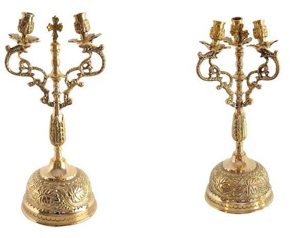 Brass Dikerotrikero