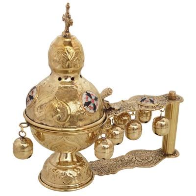 Brass Katsion Censer