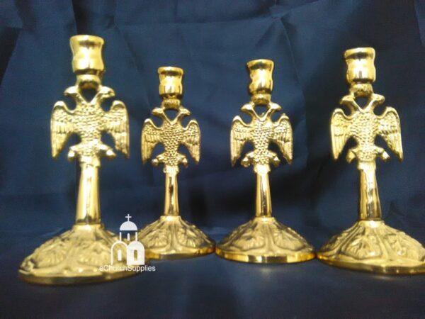 Byzantine Candle Holder