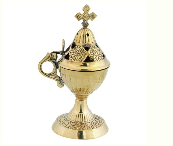 Greek Brass Censer