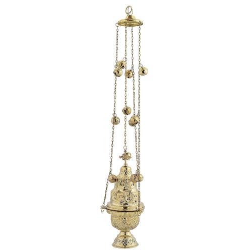 Brass Thurible Censer