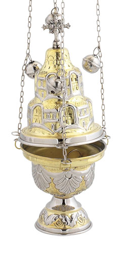 Two Colored Thurible
