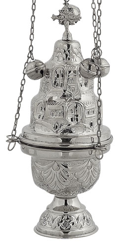 Nickel Plated Thurible