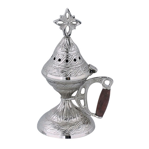 Nickel Plated Censer
