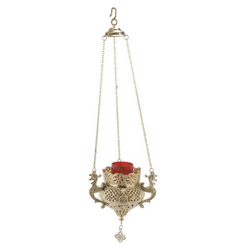 Large Hanging Vigil Lamp