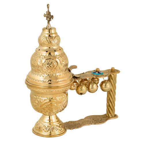 Gold Plated Katsion Censer