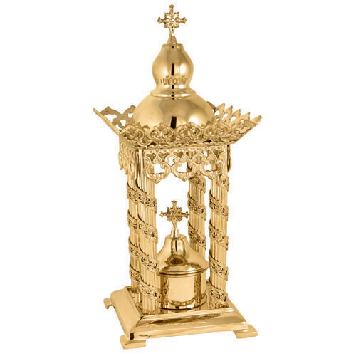 Gold Plated Artoforion Tabernacle