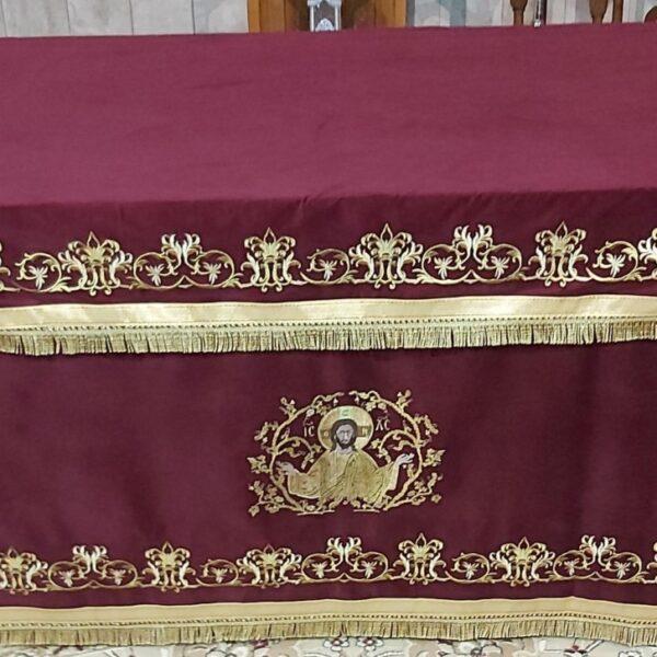 Custom Altar Cloth