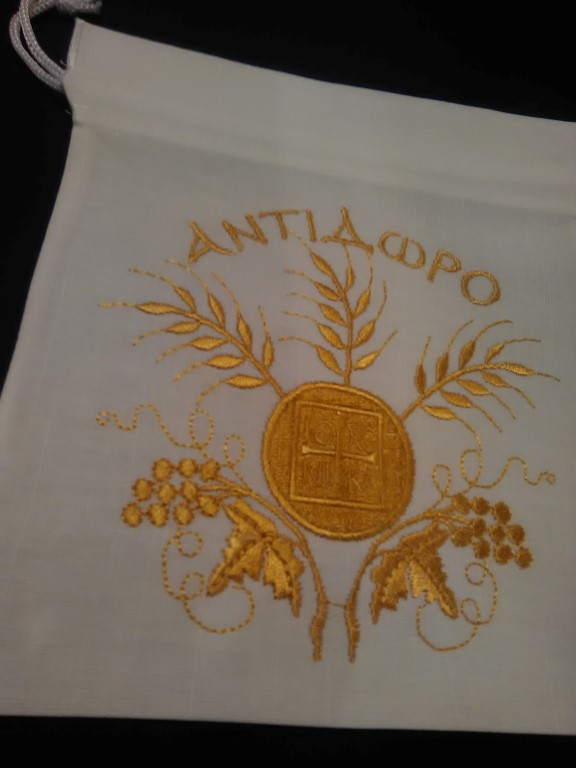 Antidoro Case Pouch Gold