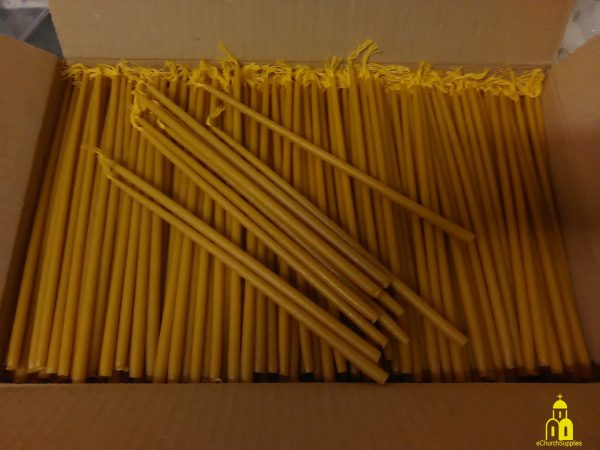 Church Beeswax Candles