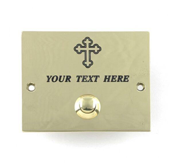 Custom Church Doorbell