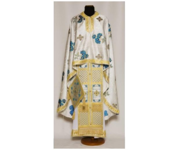 Woven Orthodox Vestments