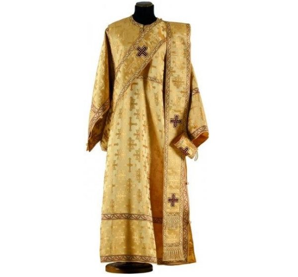 Deacon's Vestments