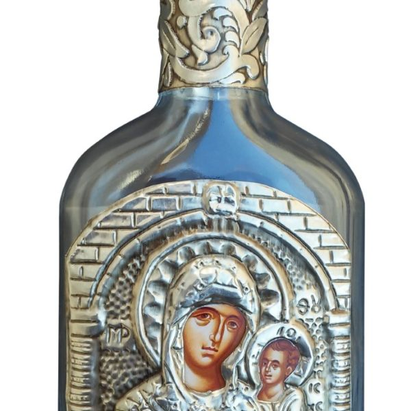 Holy Water Bottle Panagia Grigorousa