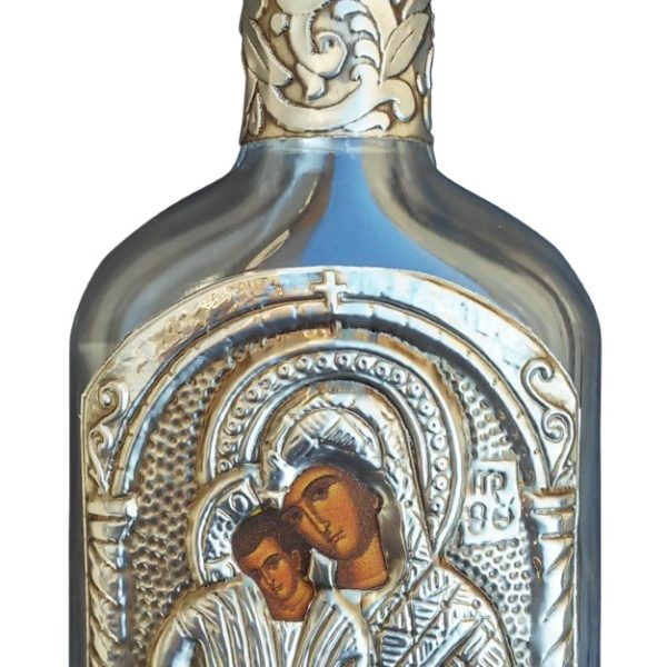 Holy Water Bottle Theotokos Axion Esti