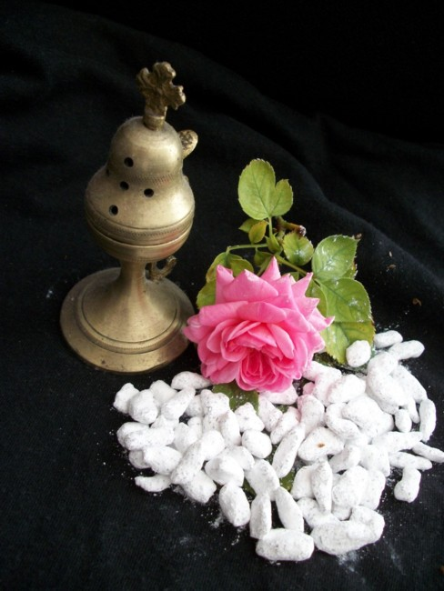 Rose Church Incense